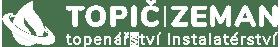 Topič – Zeman | Topenáři – Instalatéři Logo